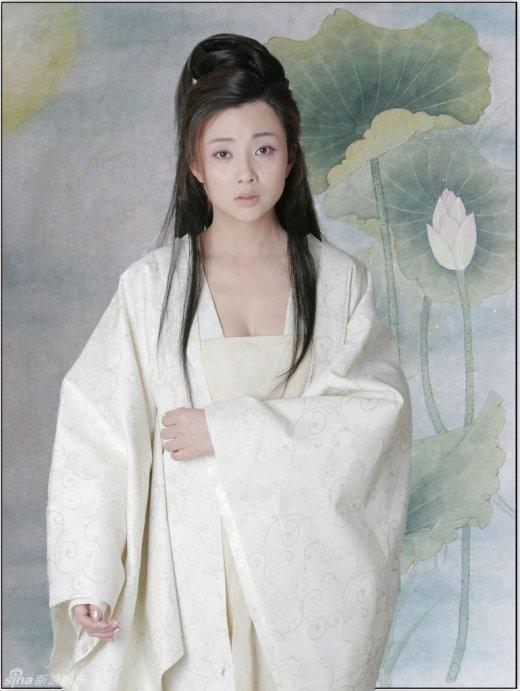 如领衔古典女神 揭出场就美爆你眼球的美女!【