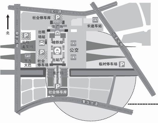 合肥南站v交通公共交通不怕日晒雨淋(图)完上位视频图片