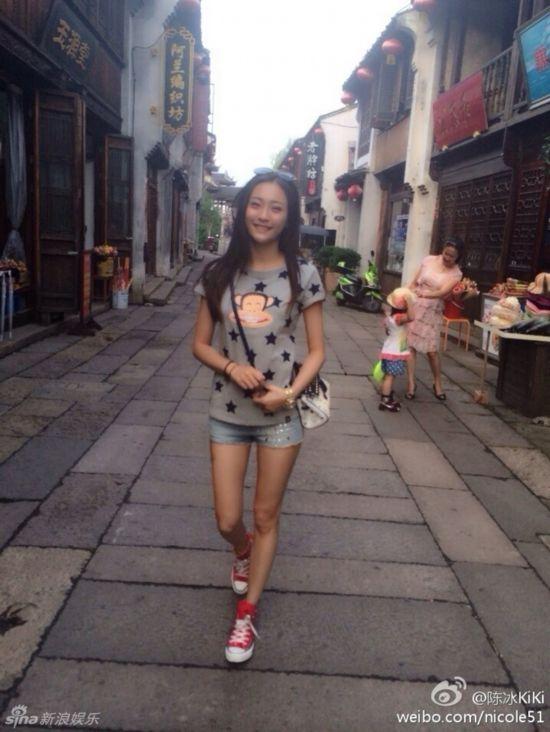 《中国好声音3》学员私房照 陈冰张碧晨搞怪莫