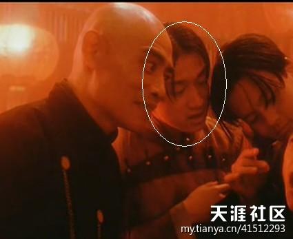 黄磊演小流氓杨幂来激情戏 揭明星出道时酱油角色