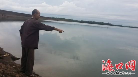 澄迈69岁孱弱老人3次跳入水库救出3溺水儿童