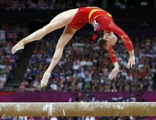 世锦赛体操项目介绍——女子平衡木