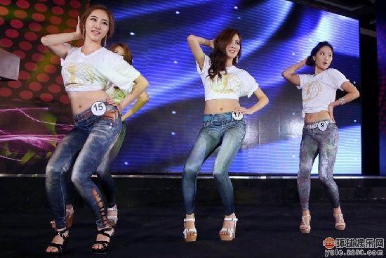 中韩美女总决赛争奇斗艳