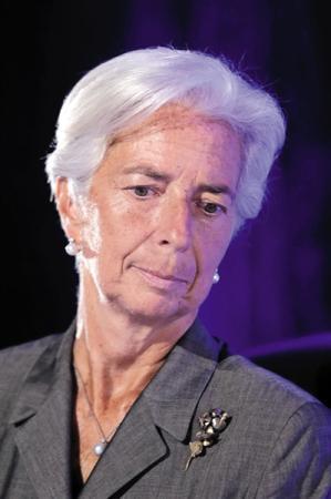 IMF总裁拉加德涉巨额腐败案被调查