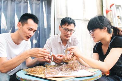 江苏东海县出台多项政策鼓励大学生村官创业图片