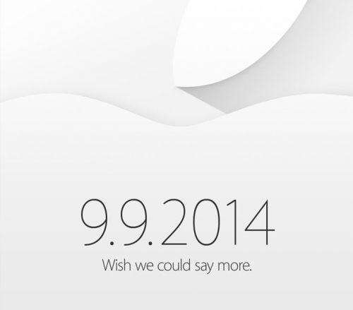 iPhone 6發佈會