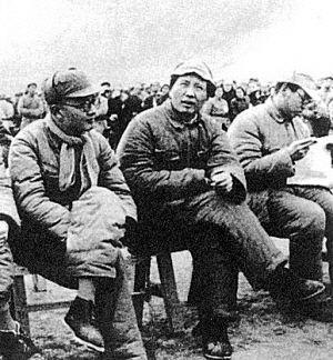 揭秘毛泽东时代反腐 铁面打掉七只 大老虎