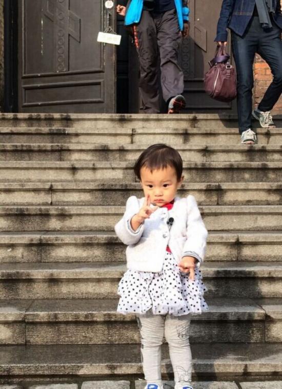 甜馨搞笑王诗龄公主姐姐呆萌 盘点综艺小公主