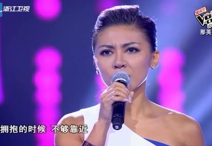 中国好声音第三季 陈冰vs艾怡良深情款款对唱他不爱我