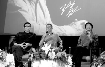 《闷与狂》诠释青春活力刘震云夸王蒙回到18岁