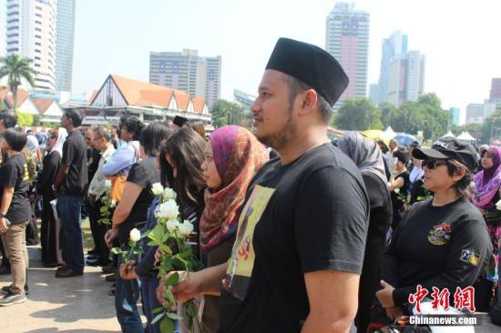 马来西亚将举行仪式 迎接9名MH17遇难者遗体
