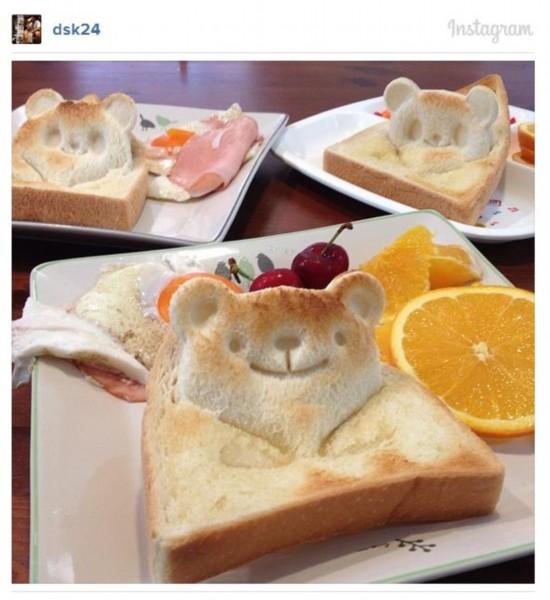 【日本旅游美食】日本小熊土司模具让早餐萌号吗有美食节5椒江月28图片