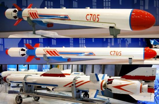 盘点 中国是冷战后世界第一反舰导弹大国