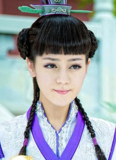 古剑奇谭 众美女大PK 话题女王阿娇美过杨幂竟然排第一