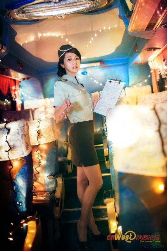 笔记网友制服诱惑美女:林志玲和刘诗诗综合体关于幼儿园流行性感冒的教官教育图片