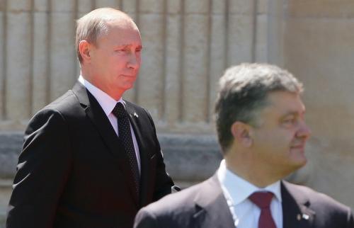 """俄否认与乌达""""停火协议"""" 为平息冲突达共识"""