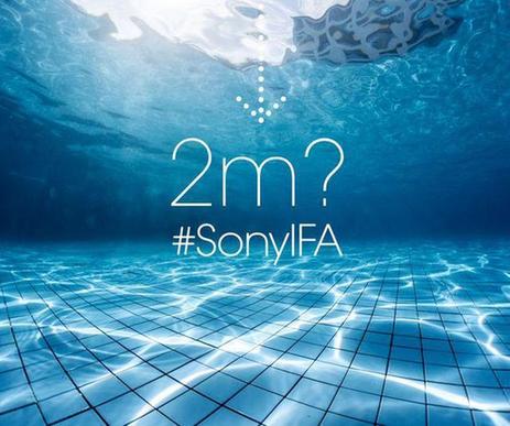 传索尼Xperia Z3将具备2m防水特性