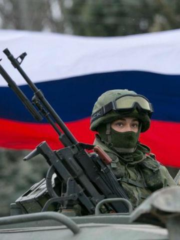 专家:俄若在乌遭遇北约军队 或动用核武器