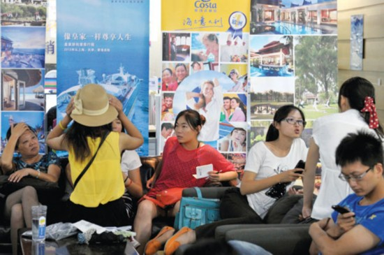 Report reveals outbound tourism trends