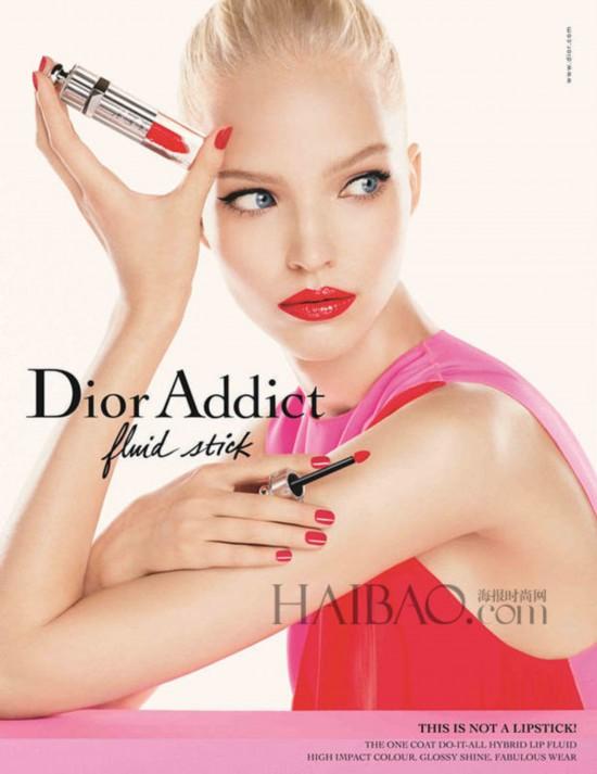 全新迪奥 (Dior) 魅惑液态唇膏开启美唇魔力