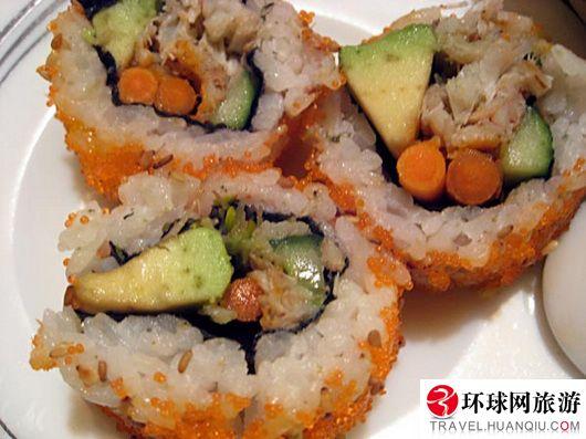 【日本旅游大米】日本人为何三餐离不开美食蜀南竹海的美食图片