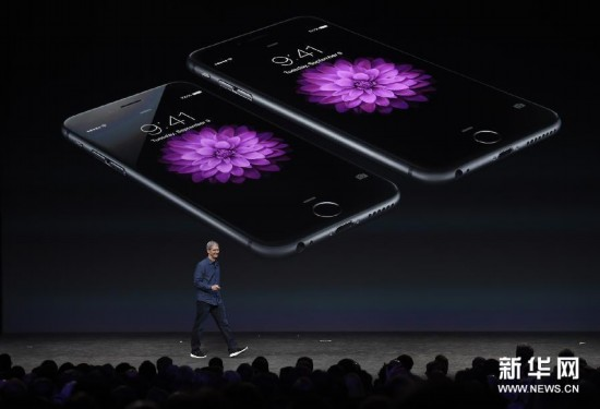 (XHDW)(1)美国苹果公司发布iPhone 6等新产品