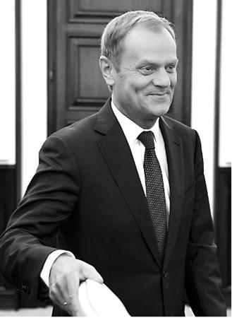 """波兰总理""""开心辞职"""" 准备就任欧洲理事会主席"""