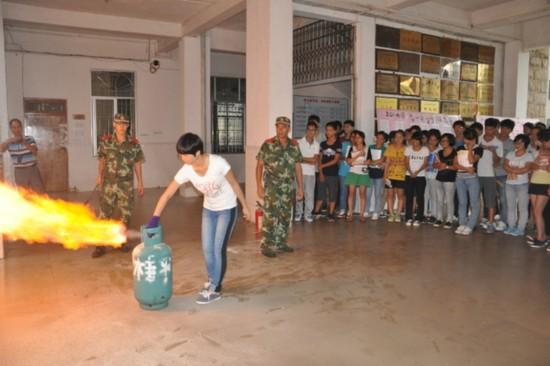 桂平市消防v童话开学第一课受欢迎童话视频屋舞蹈a童话图片