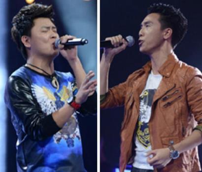 中国好声音第三季陈乐基歌曲全集 月半小夜曲光辉岁月