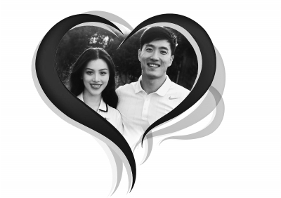 刘翔葛天爱情之路悄悄恋爱突然结婚