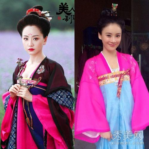 《美人制造》杨蓉逆袭 古装美过袁姗姗