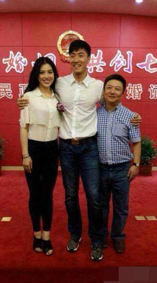 刘翔妻子年龄诚疑 葛天个人资料曝光真实年龄