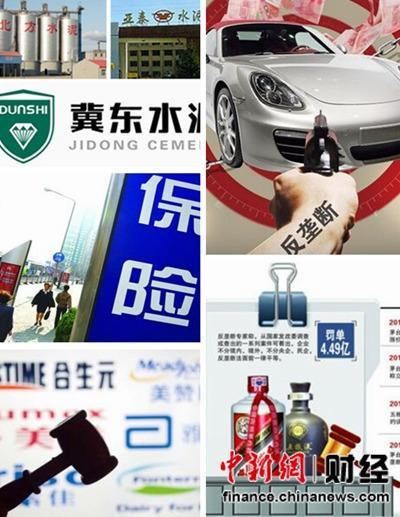 中国反垄断扩围开6张上亿罚单 专家:会更频繁