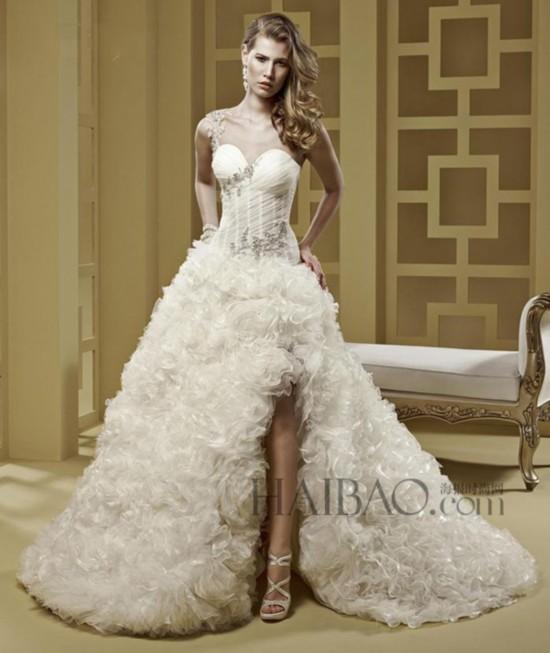 Nicole Spose 2015婚纱