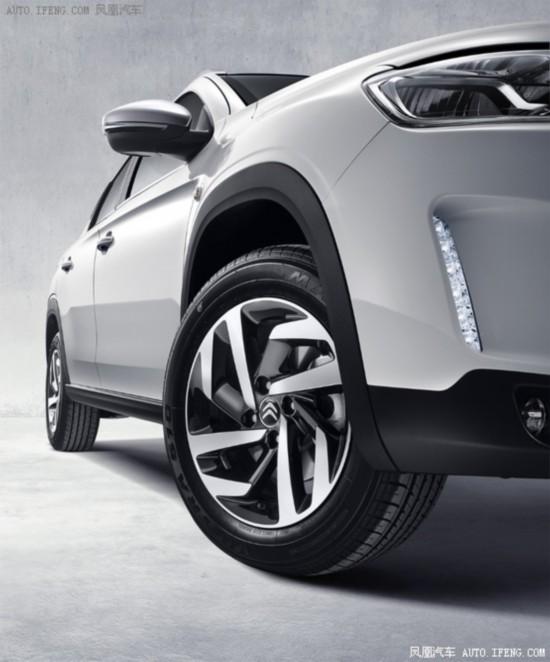 东风雪铁龙C3-XR量产车官图-新一期环保目录 东风雪铁龙推首款SUV高清图片