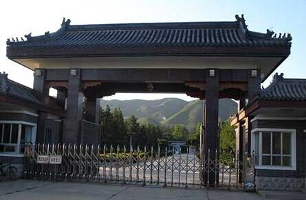探访中国第一监狱:贪腐高官的服刑地--陕西频