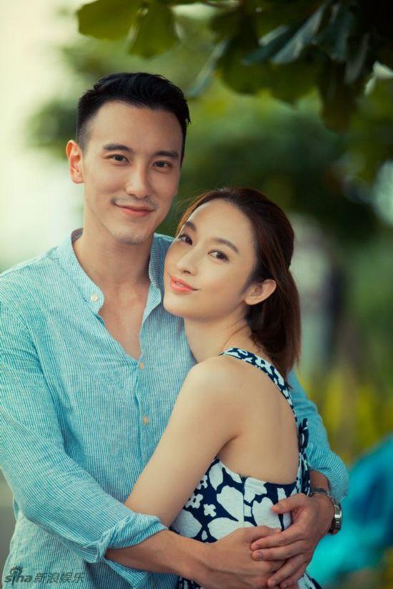 王阳明张俪公开恋情 盘点两人海量情侣写真