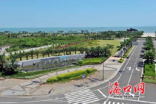 海口城市规划引领城市发展 绘最精最美海口