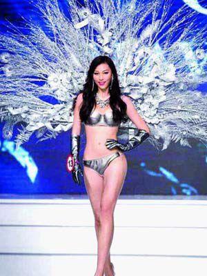 洛阳19岁女孩获2014年环球小姐中国区大赛冠军(组图)