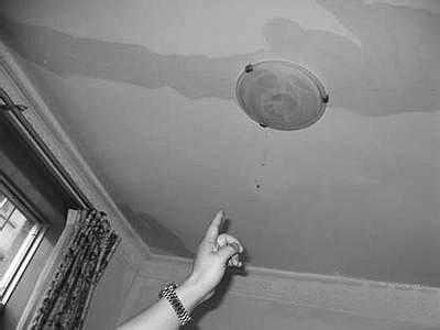 房屋漏水 楼上楼下邻居对簿公堂