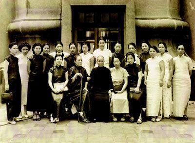 揭旧中国四大美女匪首 匪窝被端后当妓女谋生