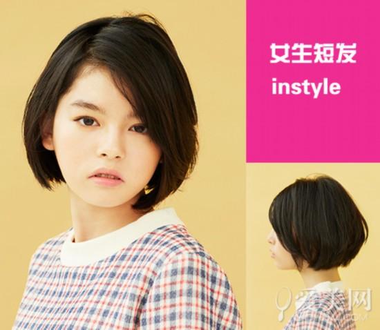 短发发型图片2014女 演绎个性魅力图片