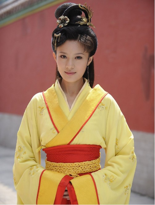 中国娱乐圈四大美女谁最惊艳 范冰冰竟把丫鬟