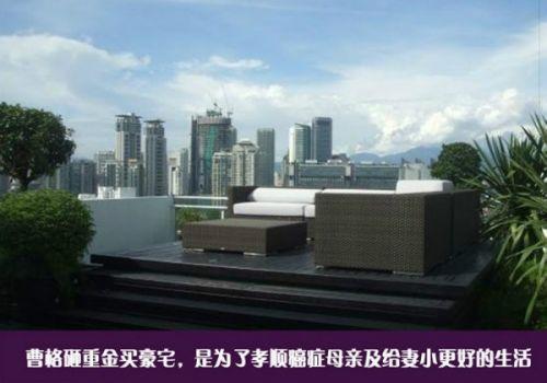 香港明星豪宅_