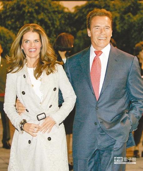 曝施瓦辛格婚姻将结束妻子最高可分得2亿美元