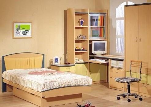 给宝宝美好童年 儿童卧室装修设计大比拼【4】