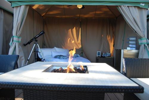 遊世界/傳統酒店OUT 「豪華露營」帶你體驗極致奢華