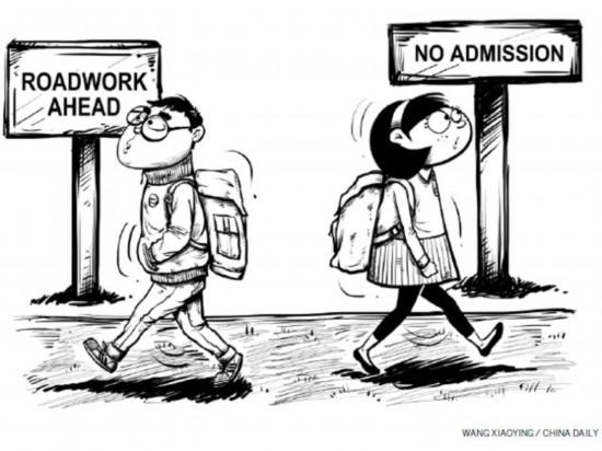 Exam reform a far cry from progress