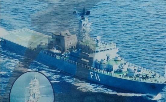 中国/中国千吨级隐身舰遭国际疯抢美日眼红万分