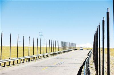 青藏公路:凍土路面下的特殊設計